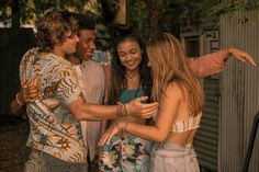 Watch Netflix's Campy New Soap 'Outer Banks' With Us