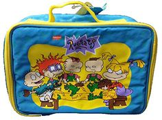 90s Childhood, Childhood Memories, Rugrats Cartoon, Vintage Lunch Boxes, 90s Toys, 90s Nostalgia, Teenage Years, Retro, Movies And Tv Shows