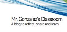 Mr. Gonzalez's (amazing) List of Gamification Resources Link: http://www.educatoral.com/wordpress/gamification/
