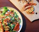{Salate} - Alles, was der Herbst zu bieten hat in einem leichten Salat