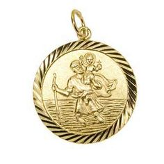st christopher necklace - Bing Images