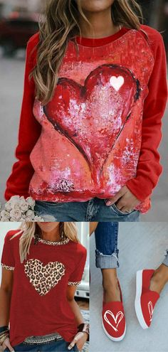 Diy Fashion, Autumn Fashion, Fashion Outfits, Womens Fashion, Pretty Outfits, Cool Outfits, Casual Outfits, Cute Valentines Day Outfits, Diy Clothes