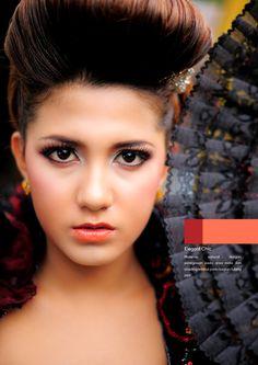 Elegant Chic #makeup #elegant #beauty