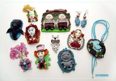 alice_in_wonderland_clay_collection_by_buzhandmade-d54gi6s
