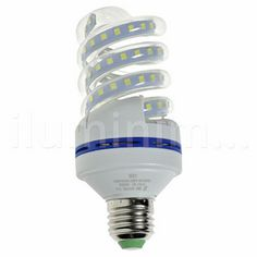 Spot 7W Dicróica LED Direcionavel Base Branca Lustre