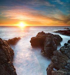 First Sun rise in 2012
