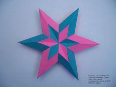 http://origami.artists.free.fr/AldoMarcell/modularstar/estrella04max.jpg Modular designed by Aldo Marcell.