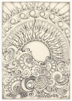 Sol ilustración