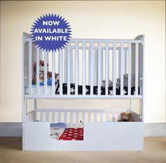 bunkbeds for babies, toddlers and preschoolers Bunk Bed Crib, Baby Bunk Beds, Toddler Bunk Beds, Toddler Rooms, Baby Boy Rooms, Kid Beds, Box Bedroom, Kids Bedroom, Child Room