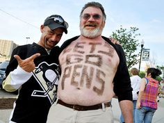 Pittsburgh Penguins Fans
