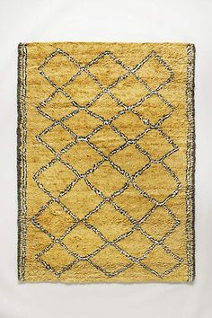 Hand-Tufted Ourain Rug - anthropologie.com