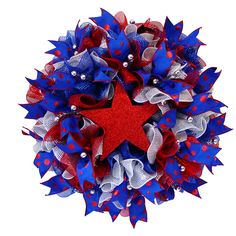 memorial day wreath craft