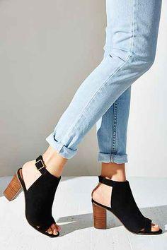BC Footwear Puma Peep-Toe Heel- NEED THESE!!!