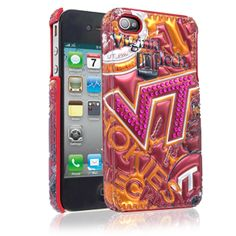 Virginia Tech iPhone Case - Hokies #iPhoneCase - www.cellairis.com