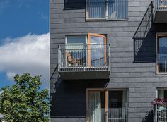Una de las mejores formas de ahorrar energía en tu vivienda es maximizando su eficiencia | #CUPACLAD #pizarranatural #inspiración #arquitectura #fachada