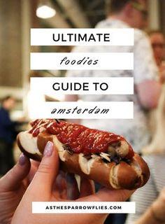 Amsterdam | City Breaks | Food Guide | Europe Travel via @SamRSparrow