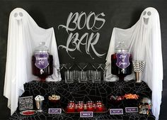 """Wha'ts the best part of Halloween? If you didn't answer """"the halloween bar"""" you don't know what you're missing. Check this link to find out!"""