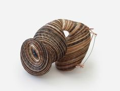 Platform for the communication of the international art jewellery. LOEWE FOUNDATION Craft Prize 2018 at The Design Museum London Contemporary Baskets, Contemporary Jewellery, Contemporary Art, Jewelry Show, Jewelry Art, Grist For The Mill, Design Museum London, Horse Hair, Art World