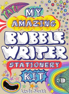 My Bubble Writer Stationery Set