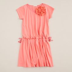 wish this was small enough.  color-bright guava.  perfect color for her party #dress