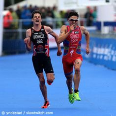 An injured Alistair Brownlee did not factor into this ITU Grand Final in London but there was plenty of drama as Javier Gomez and Jonathan Brownlee battled each other until the bitter end, with the Spaniard taking the win and the title.