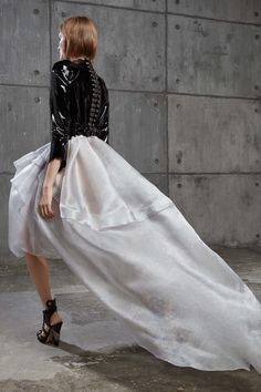 Antonio Berardi Pre-Fall 2016 Fashion Show