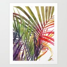Art Print featuring The Jungle Vol 3 by Takmaj