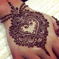 beautiful henna design …