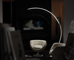 The Kyudo Floor Lamp perfect for your contemporary interior.