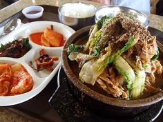 Gamjatang - the best Korean hangover soup