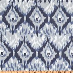 Heirloom Ikat Indigo