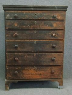 Early chest in original grungy finish. google.com