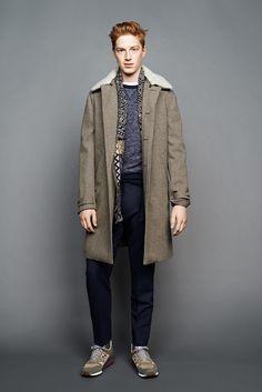 #Menswear #Trends J.Crew Fall 2015 Fall Winter Otoño Invierno #Tendencias #Moda Hombre