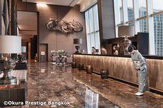 at Okura Prestige Bangkok