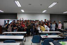 V-Ray Seminar with the students of Film and Animation Major at  SOONCHUNHYANG UNIVERSITY in Korea.
