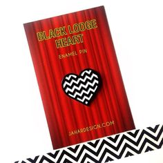 Repost @jahardesign Black Lodge Heart Pins have been popular this week! . . . #twinpeaks #twinpeakspin #dalecooper #twinpeaksgift #twinpeaksseason3 #twinpeaksthereturn #pinlord #pinofinstagram #pingame #pincollector #pincollectors #pins #pincommunity #pinstagram #pinblast #pinofig #pin #enamelpins #bbllowwnnup (Posted by https://bbllowwnn.com/) Tap the photo for purchase info. Follow @bbllowwnn on Instagram for the best pins & patches!