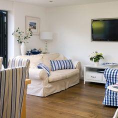 Modern living room sofa with legs | Small living room ideas | housetohome.co.uk