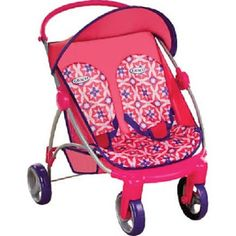 double doll stroller - Google Search