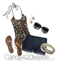 """Untitled #751"" by candy420kisses on Polyvore"