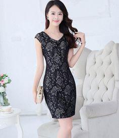 Women Summer Dress 2015 Vintage Crochet Lace Bodycon Dress Desigual Party Dresses Vestidos Vestido De Renda Plus Size Robe