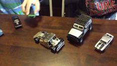 Fast and Furious Hobbs + Navistar MXT Owen Shaw + Flip Car Unboxing-Part 2 Fast And Furious, Hobbs, Collection