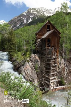 Crystal Colorado is basically a ghost town 4 miles from Marble Colorado accessible by hiking and jeep tour. After my wife Sheila and I with ...