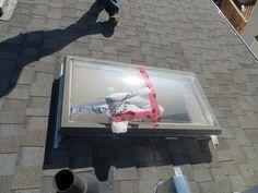 Calgary Skylight Repairs - Calgary Hail Insurance Claims Through The Roof Bragg Creek, Fort Mcmurray, Through The Roof, Roofing Systems, Skylights, Roof Repair, Calgary, Orlando, Canada