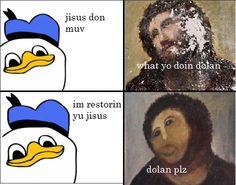 Jisus pls (via /r/dolan)