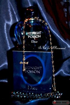Dior Midnight Poison - «Dior Midnight Poison. Мистический аромат ...