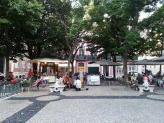 Jamie Lee, Lisbon, Portugal, Street View, Places, Lugares