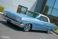 '62 Impala SS - Cool Blue Cruiser