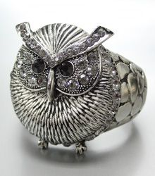 Owl bracelet!  Ummm, yes please.