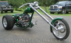 trikes motorcycles | TRIKES Complete Trike Kits for Harley-Davidson Motorcycles ...