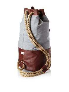 Marshall Artist Men's Naval Duffel Bag - online shop bags, website for bags, big bags for ladies *sp Small Leather Bag, Leather Bags For Men, Leather Totes, Leather Bag Pattern, Bags Online Shopping, Leather Bags Handmade, Big Bags, Backpack Bags, Duffel Bags